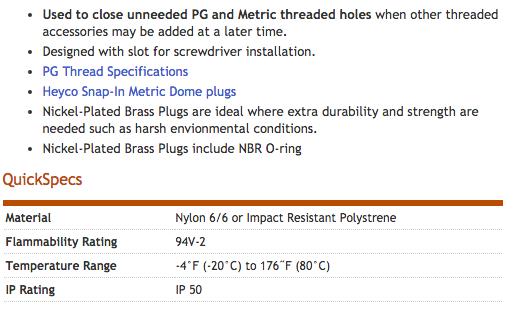 Heyco-R-_PG_and_Metric_Threaded_Plugs