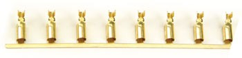 "Heyco® .187"" Diameter Ground Pins– Female Series 1550, 1500, 1530, and 1526"