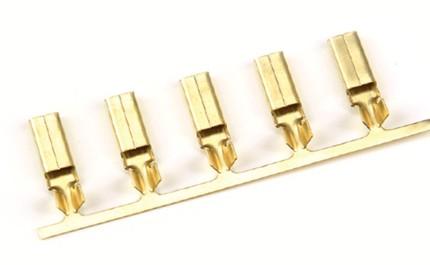 Cordset Steckerkomponente IEC-320, 250V / 10 Amp Polyamid, Messinglegierung