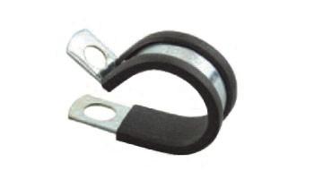 Kabelschelle, EPDM Beschichtung, Stahl-Rostfrei