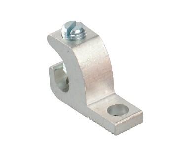 Kupfer / Aluminium Erdungsklemme