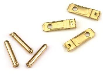 Leiterplatten Steckerverbinder Messinglegierung