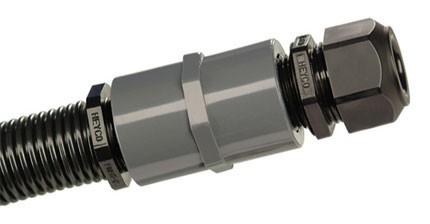 Kunststoff Anschluß-Adapter PVC 80
