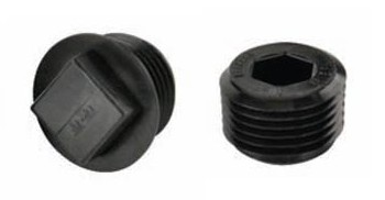 Heyco® TEMPlugs™ for NPT Threaded Ports