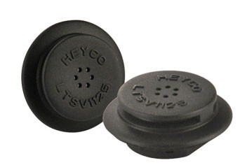 Cover caps SNAP-IN, watertight Blind hole plug Polyamide