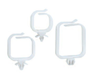Cable holder Fiber Optic - Network cable holder pluggable - SNAP-IN Polyamid