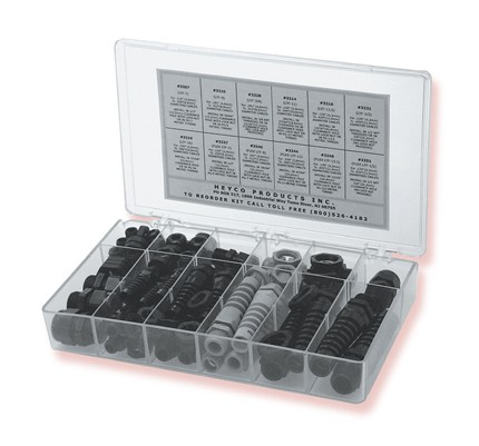 Musterbox - Kabelverschraubungen