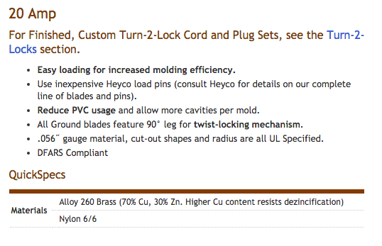 Heyco-R-_Turn-2-Lock_Cordset_Contacts_-_20_Amp