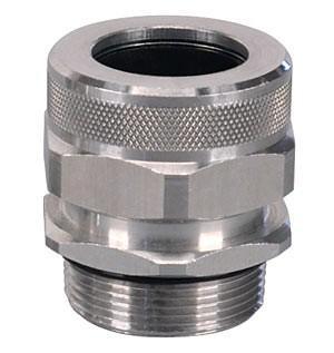 Kabelverschraubung Aluminium, Rohrgewinde 2-½ bis 3