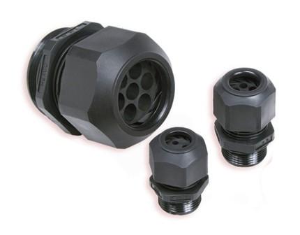 Kabelverschraubung Multi Hole, ø 1,4 – 4,0 mm