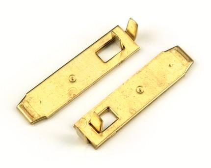 NEMA 5-15P Flachstecker Kontakte Extra Starke Ausführung Messinglegierung
